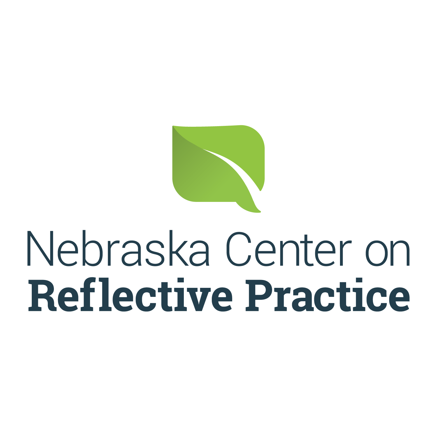 Nebraska Center on Reflective Practicelogo