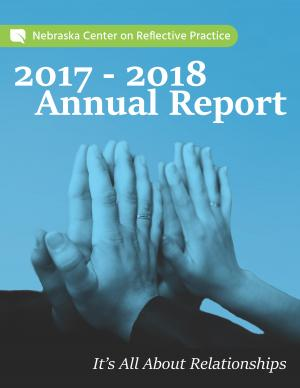 2018 NCRP Annual Report Front Cover
