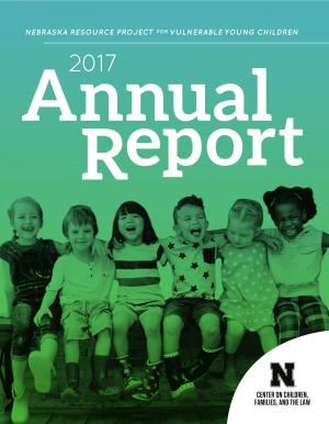 Front Cover of the 2017 Annual Report