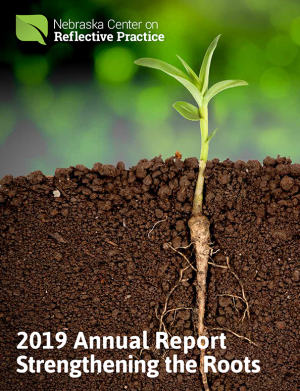 2019 NCRP Annual Report Front Cover