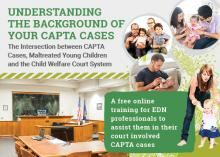 Understanding the Background of your CAPTA Cases Postcard